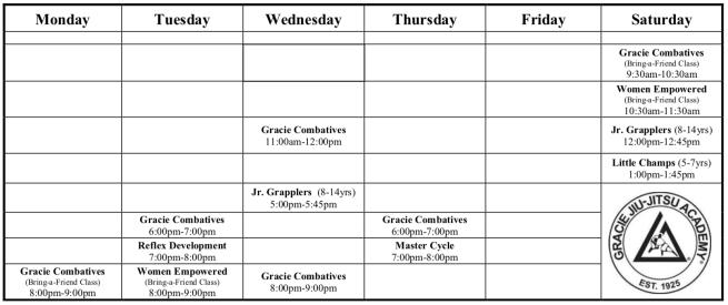 Weekly Schedule Dedham 201802.png